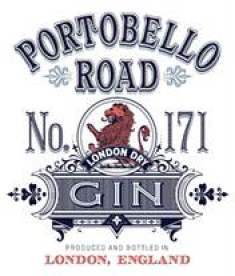Portobello Road gin logo