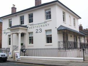 Restaurant 23 exterior