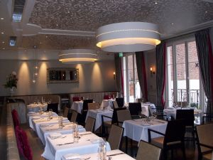 Restaurant 23 interior