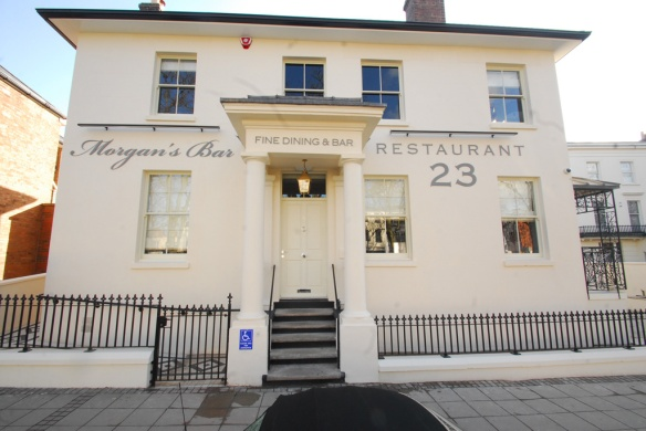 Restaurant 23 Leamington Spa exterior