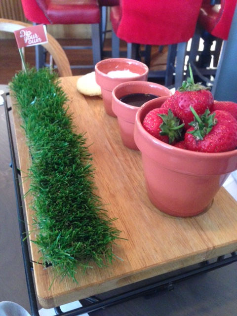 The Almanack Kenilworth Dip Your Own strawberries