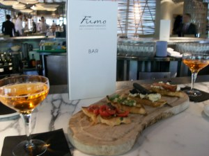 Fumo appetisers