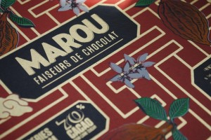 Marou chocolate bar
