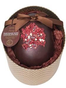 M&S fairtrade Easter egg