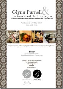 Purnells invite