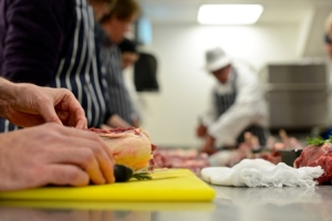 Aubrey Allen Butchery School