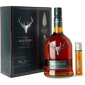 Dalmore whisky gift set
