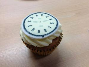 Craven Crusts cupcake