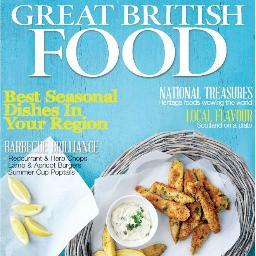 Great British Food July August 2013