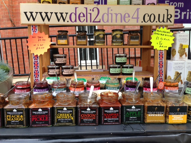 Deli2dine4 at Eat Street Leamington Spa