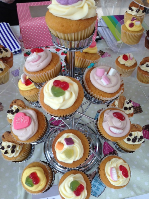 Funky Cupcake Company at Eat Street Leamington Spa