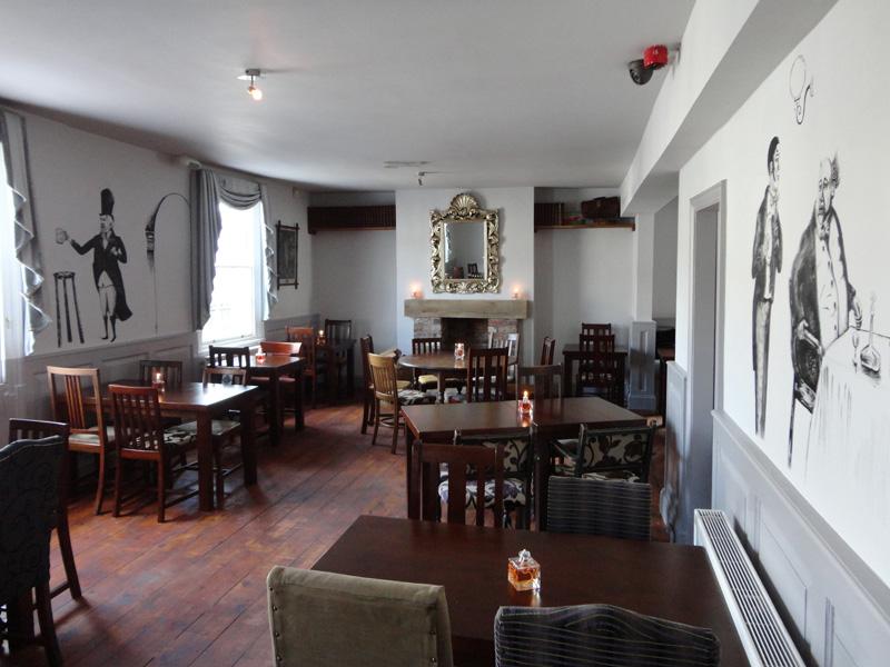 Bean Bar Restaurant Leamington Spa