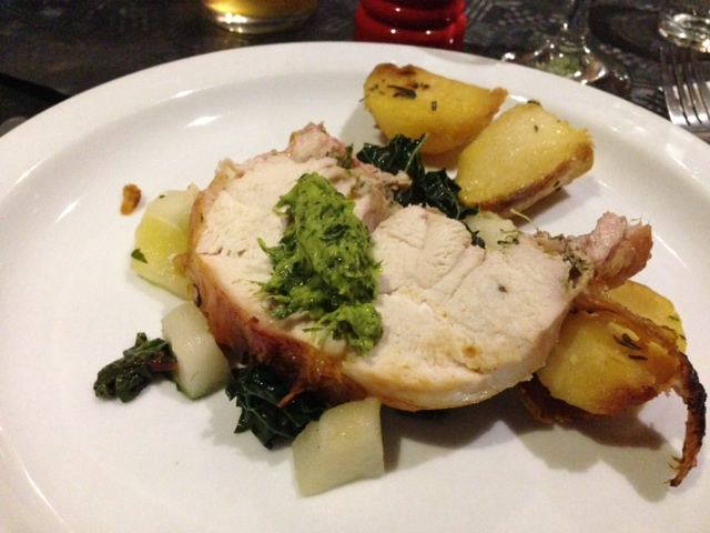Squisito Fosse Meadow chicken