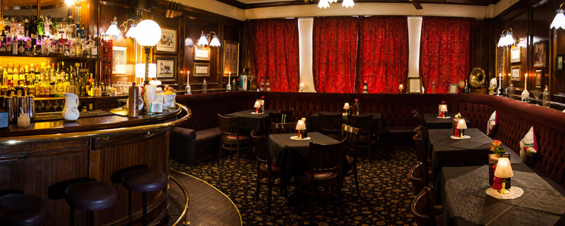 The Jekyll and Hyde Gin Parlour