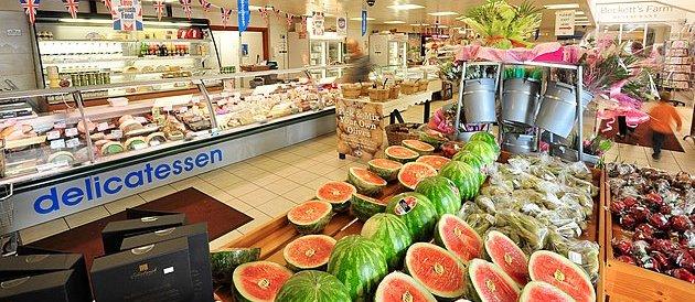 Becketts Farm Shop Visit Birmingham