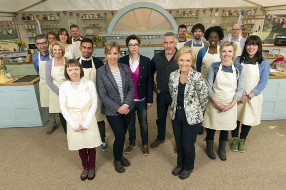 Great British Bake Off contestants 2013 Daily Mirror
