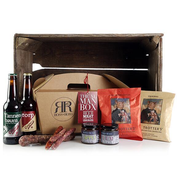 Ross & Ross Foods The XL Man Box