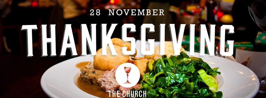 The church dishes up a soulful thanksgiving midlands gourmet girl thanksgiving dinner soul food project forumfinder Image collections