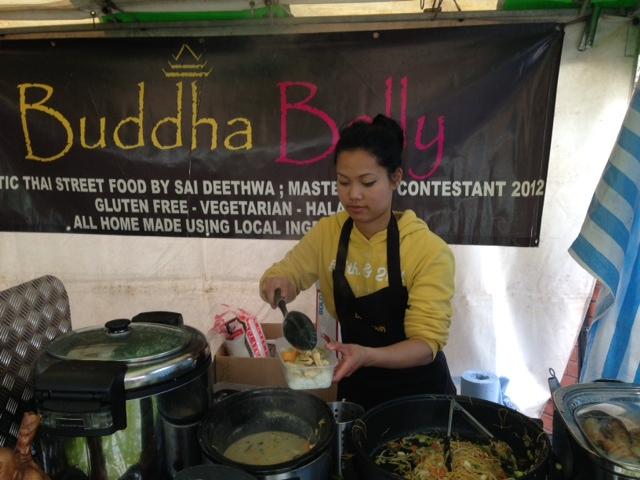 Buddha Belly