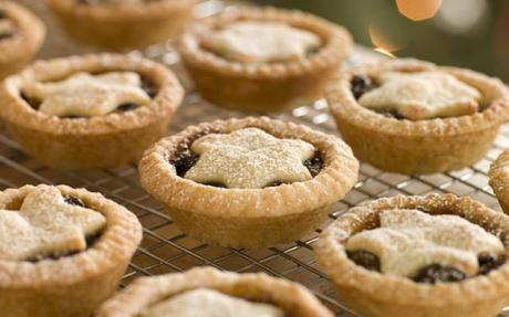 mince pies The Daily Telegraph