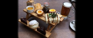 Coombe Abbey Knight's Gentlemans afternoon tea