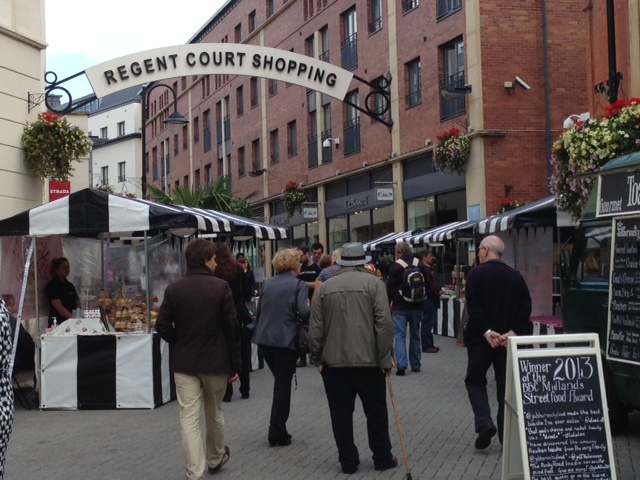 Eat Street Leamington Spa