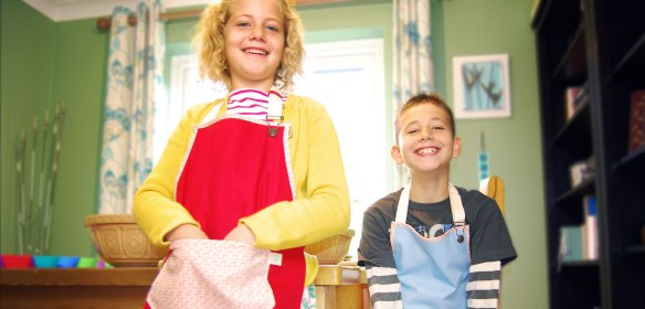 Griff's aprons