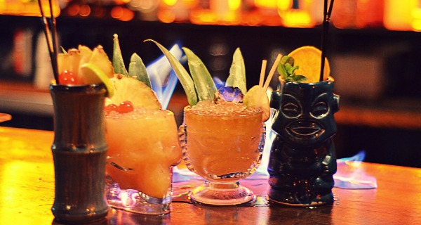 Island Bar Birmingham design my night