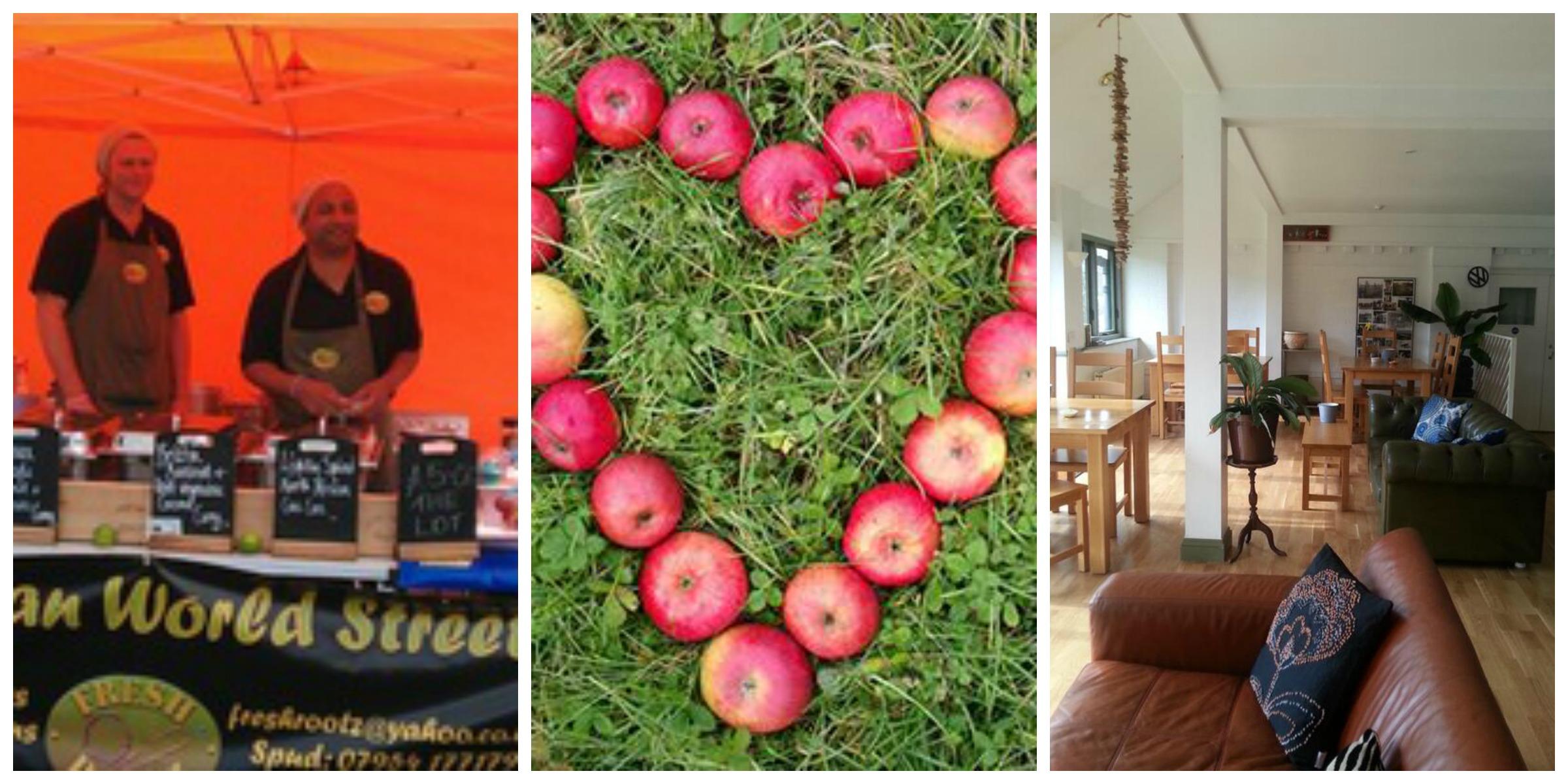 Ryton Organic Gardens Cafe Menu