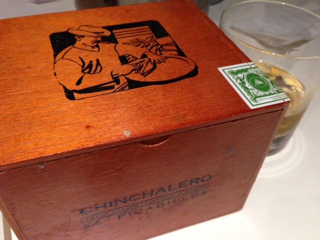 Bistro 1847 cigar box