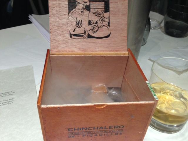 Bistro 1847 smoke & whisky