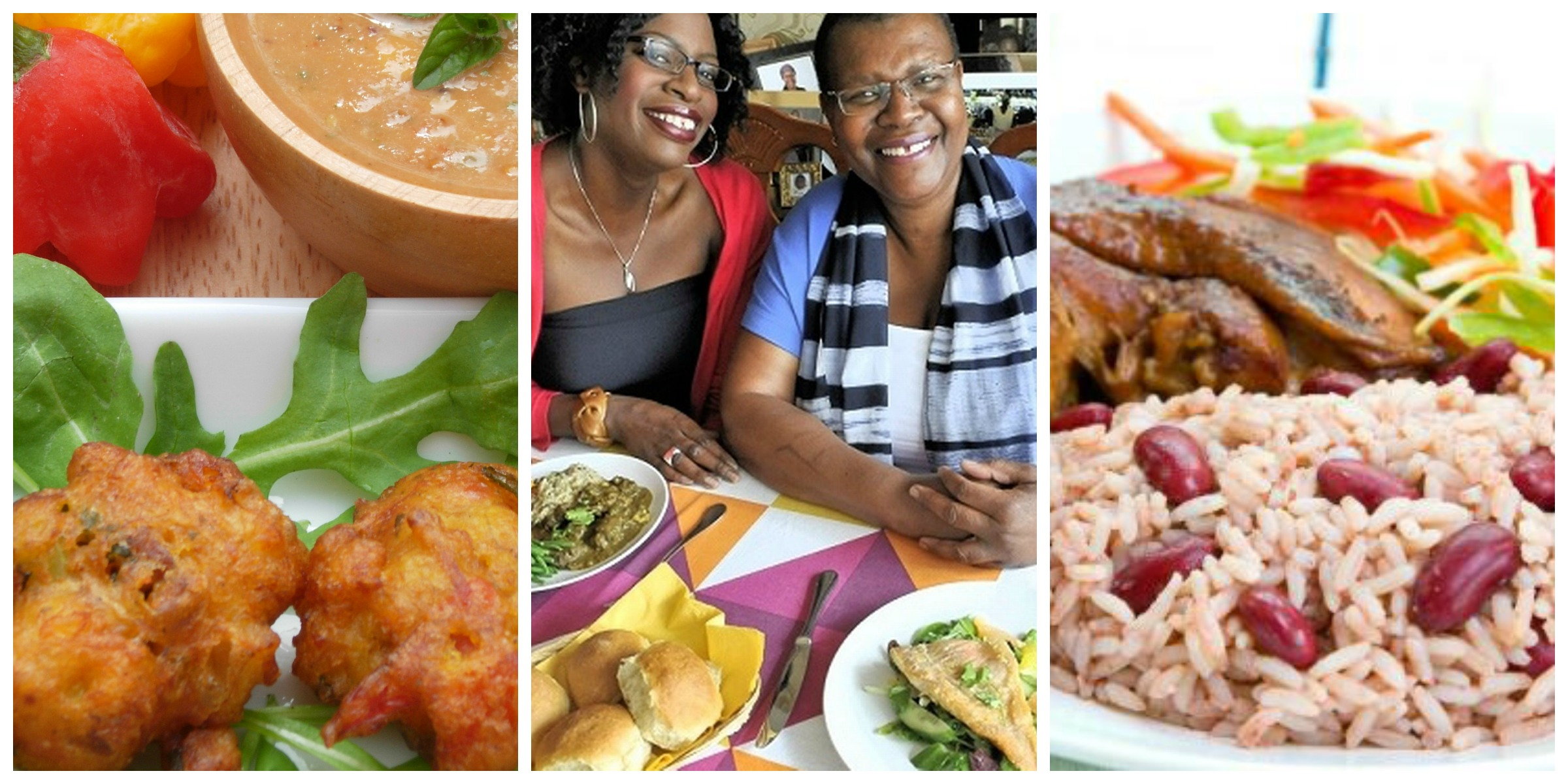 Tan rosie midlands gourmet girl for About caribbean cuisine
