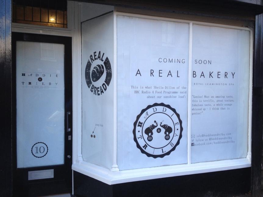 Haddie & Trilby bakery