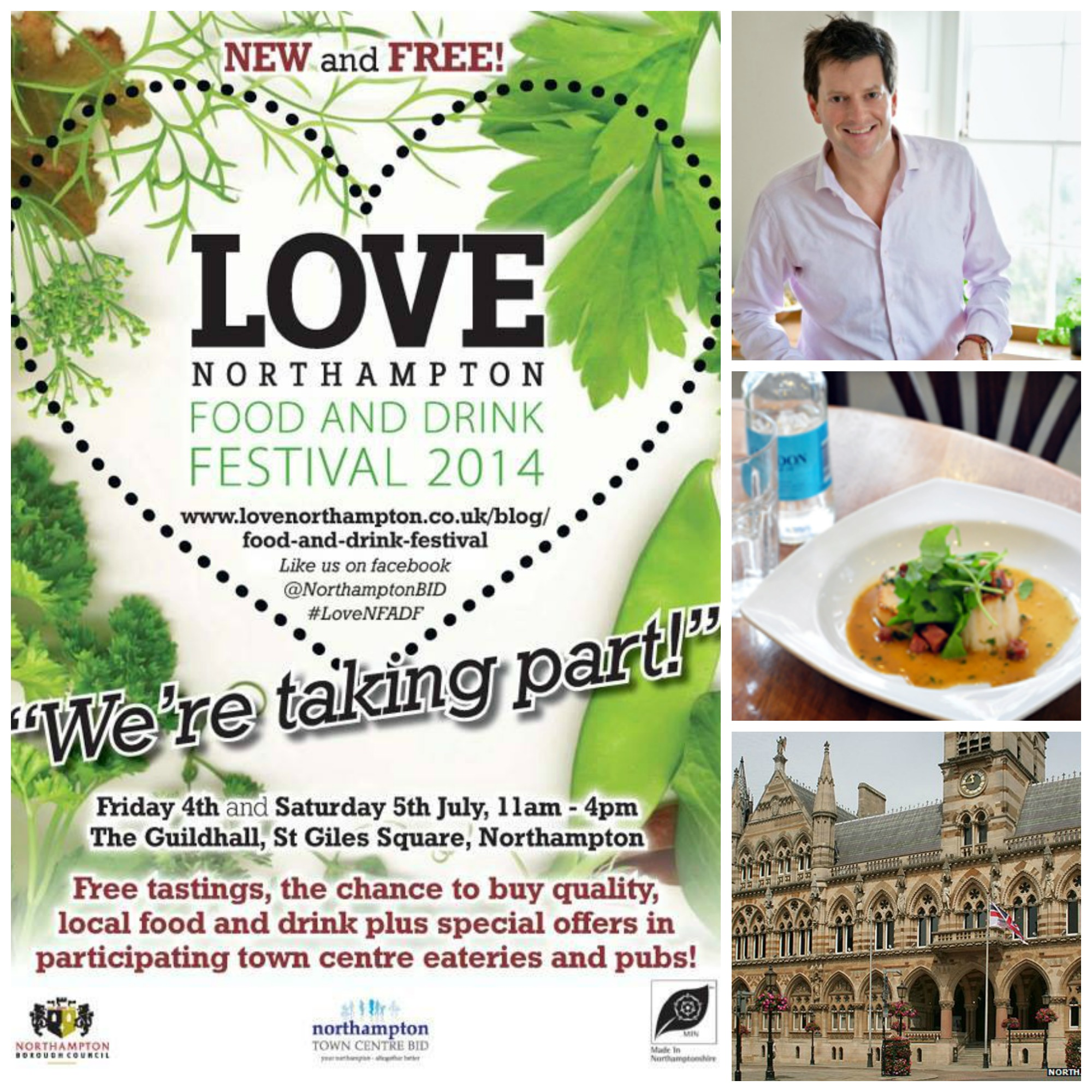 Love Northampton Food and Drink Festival | Midlands Gourmet Girl