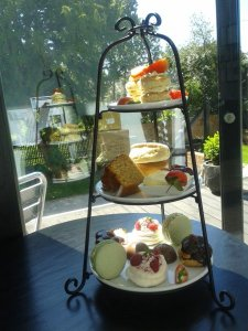 The Dining Room afternoon tea