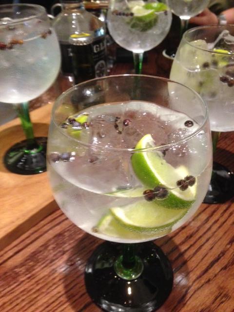 Langleys No 8 gin
