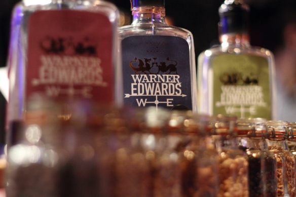 Warner Edwards gin