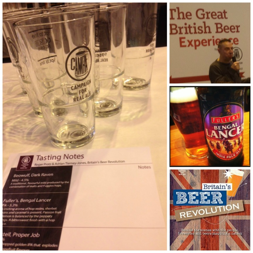 CAMRA THe Great British Beer Experience
