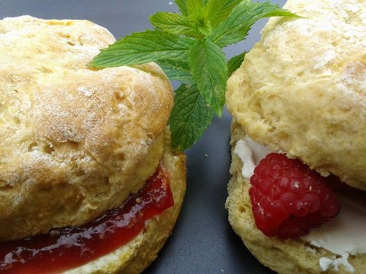 Rugby Real Bread scones