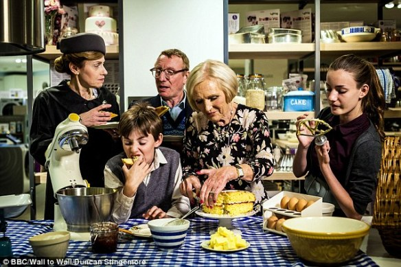 Back in time for dinner BBC2
