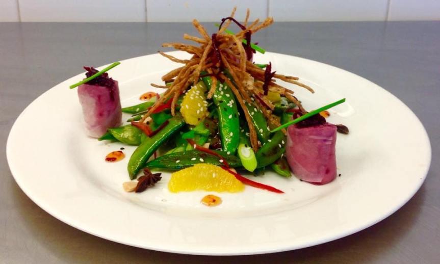 Fusca Cafe salad
