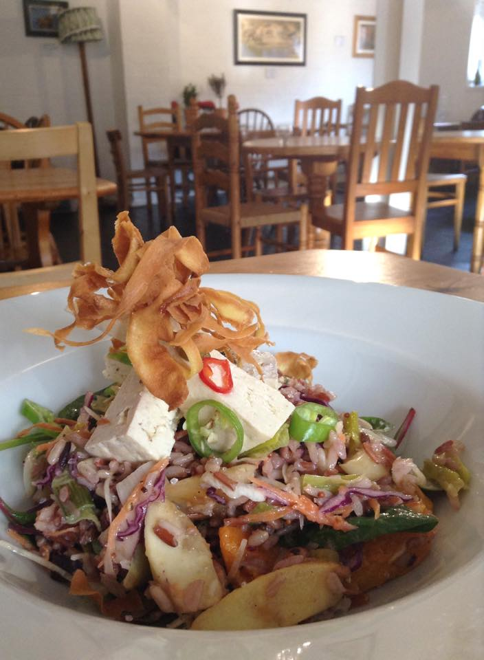 Warehouse Cafe lunch special