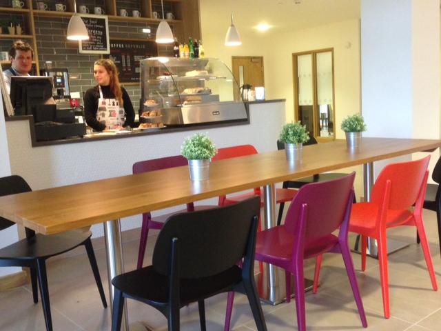 The Mock Turtle cafe Leamington Spa