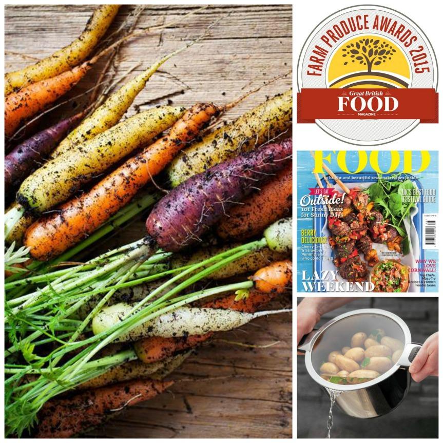 Great British Food Farm Produce Awards