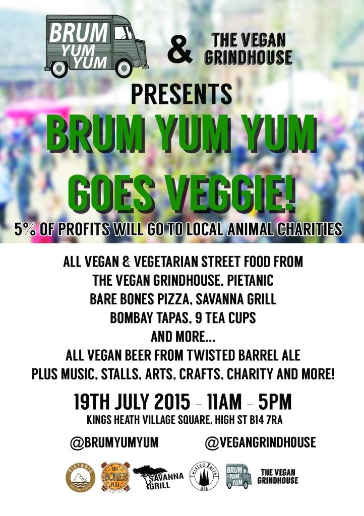 BYY Veggie poster