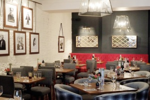 Rose & Crown Warwick / refurb