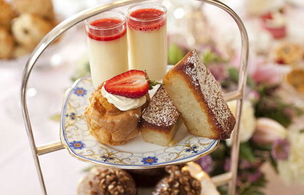 The Bluebell Henley in Arden afternoon tea