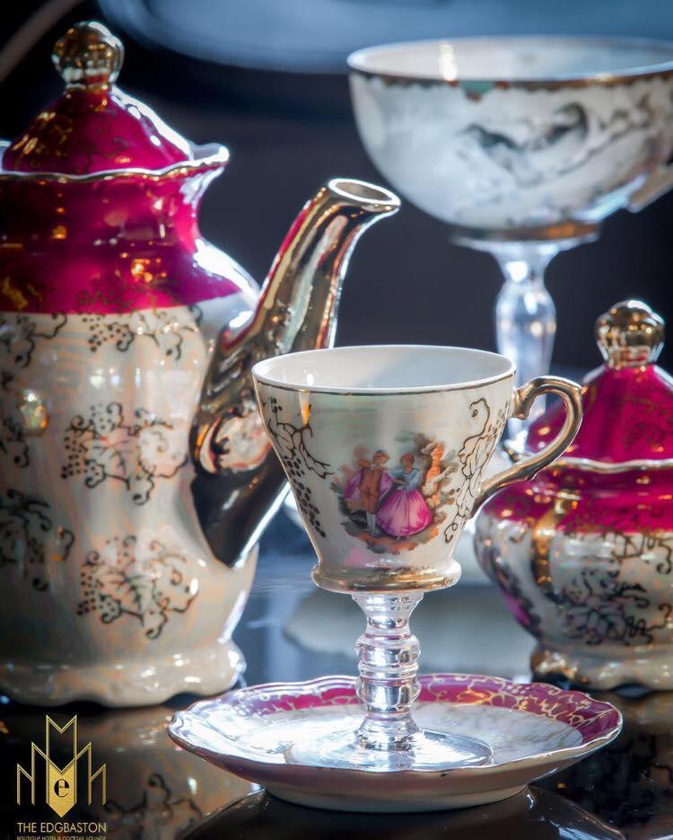 The Edgbaston afternoon tea