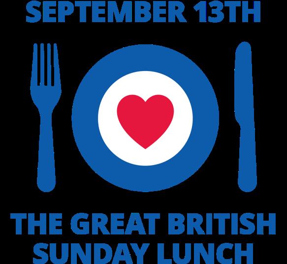 Great British Sunday Lunch 2015 logo