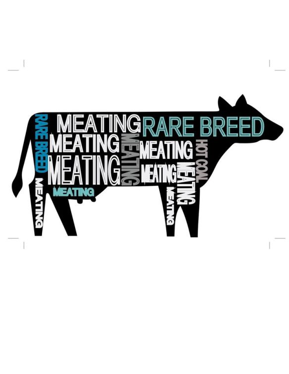 Meating Birmingham logo